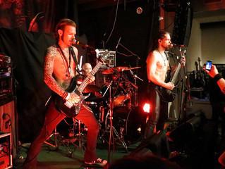 RAGE+TYR - Milano 02/04/2012