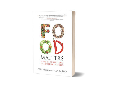 Food Matters / by Paul Teng and Manda Foo
