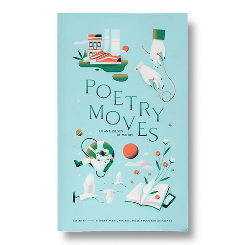 Poetry Moves: An Anthology of Poetry