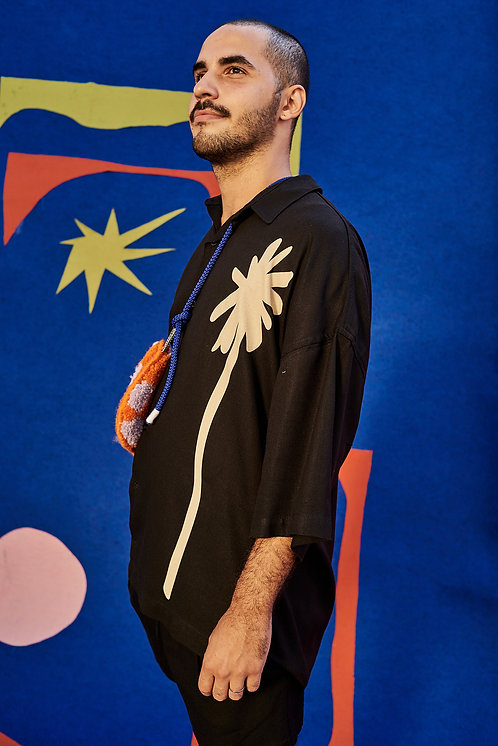 Camisa asterisco derretido ( pré- venda )