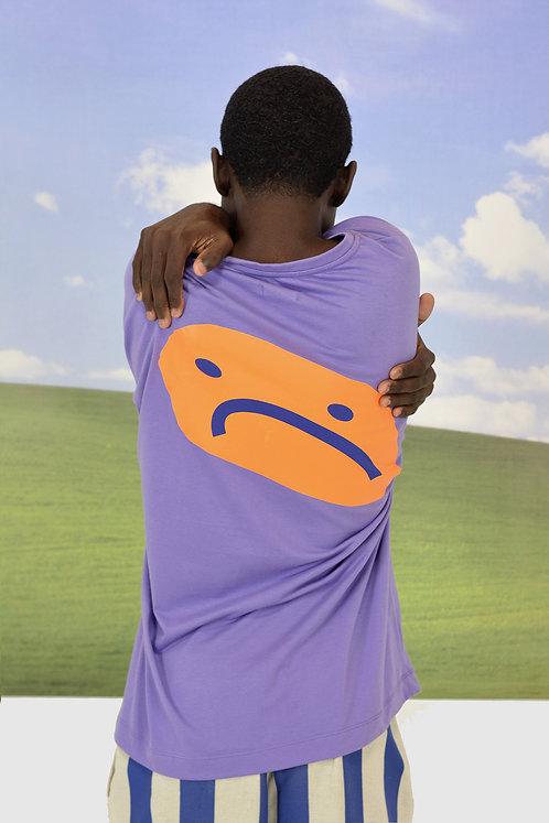 Camiseta Triste Irregular