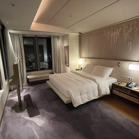 HOTEL REVIEW: Mandarin Oriental Tokyo-Bloopers Edition