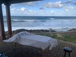Ocean side massage.HEIC