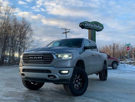 2019 Ram 1500 Hammer Fuel Wheels & BDS lift