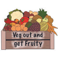 Veg out and get fruity