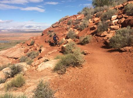 Rim Trail, Page AZ