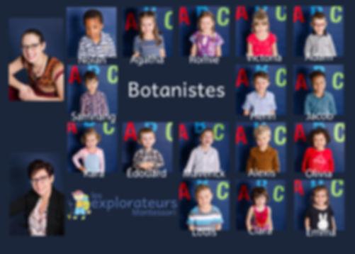 mozaique groupe Montessori- Botanistes.j