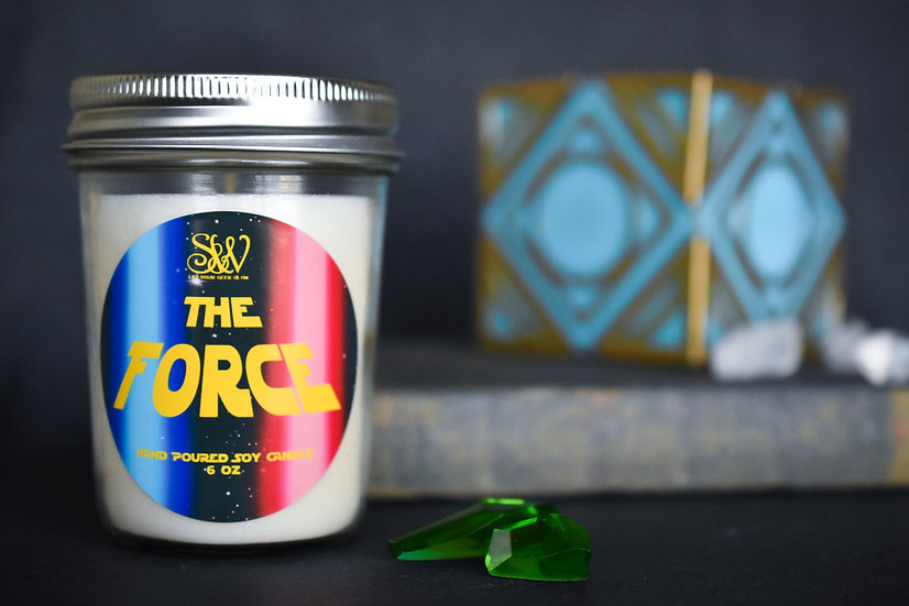 The Force 6oz Candle
