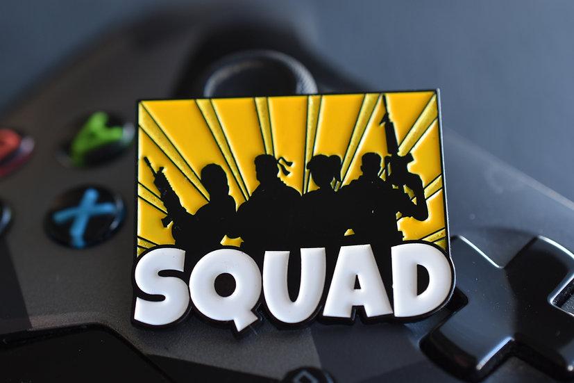 Squad Enamel Pin