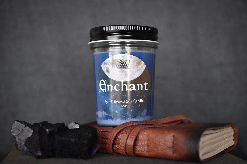 Enchant 6oz Candle