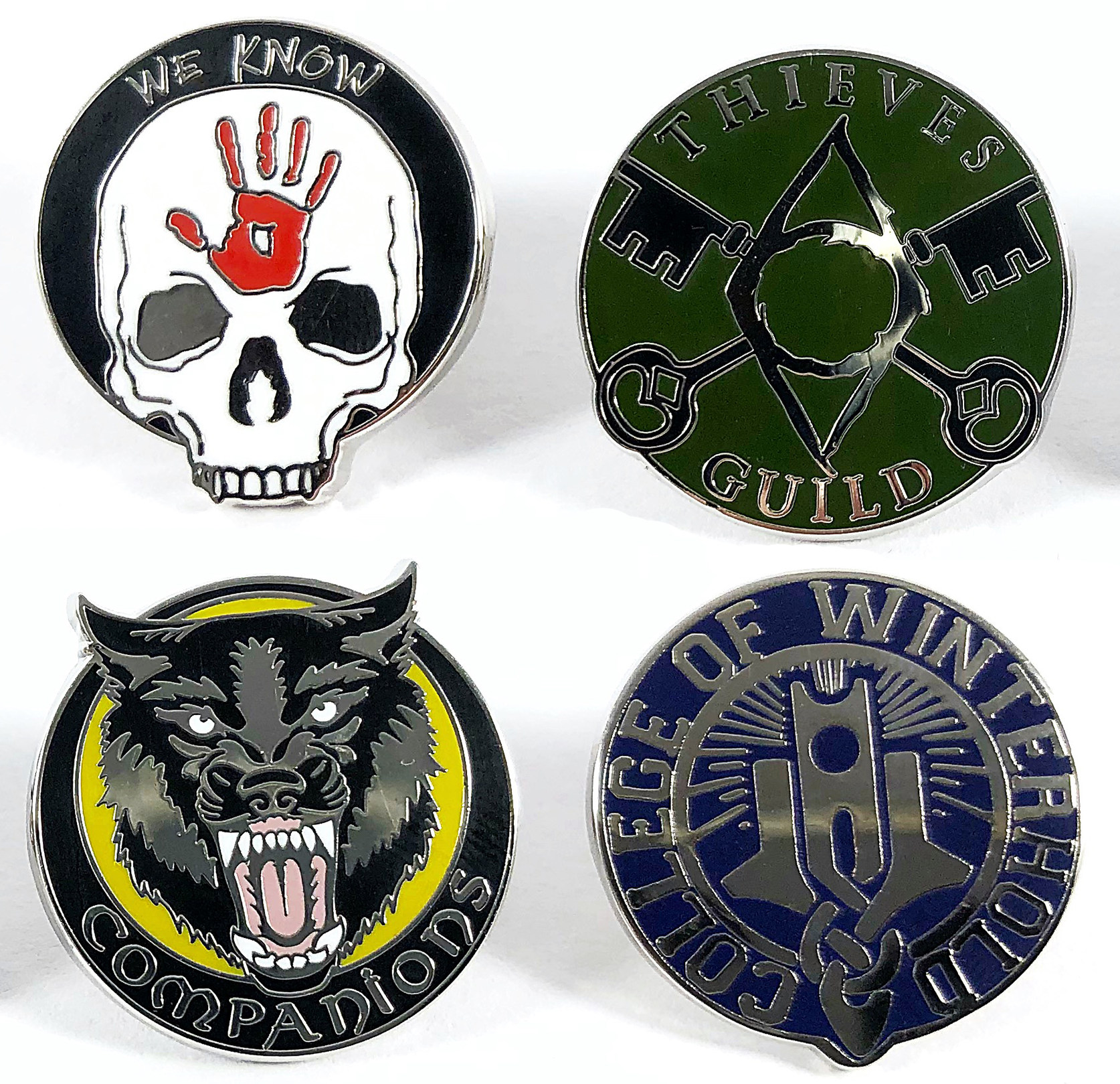 Pin Factions Skyrim Companions Symbol Wwwtollebildcom