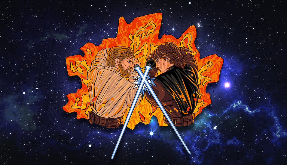 Limited Edition Battle of the Heroes Enamel Pin