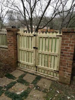 gothic fencing