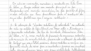abaixo-assinado e resposta da I.P.