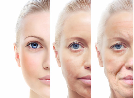Envelhecimento Natural da Face