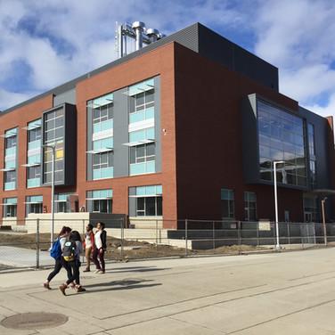 CWU Science Building II