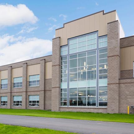 Buckner Physical Fitness Center