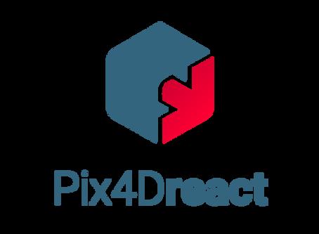 Pix4Dreactご購入時の注意事項
