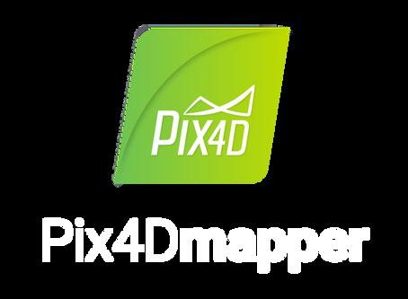 Pix4Dmapperでデジタル図化機の作業効率化