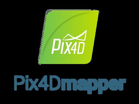 Pix4DmapperでLODメッシュを生成する方法