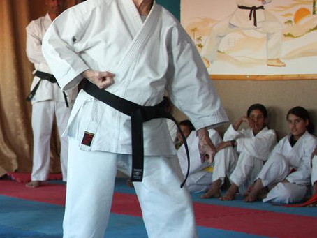 A Blackbelt in Being You