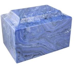 Mystic Blue Classic Cultured Marble