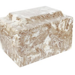 Syrocco Classic Cultured Marble Urn