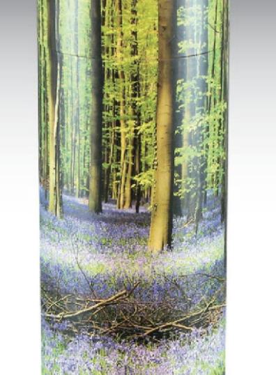 Bluebell Forest Scattering Tube