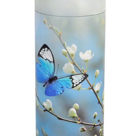 Butterfly Blossom Scatter Tube