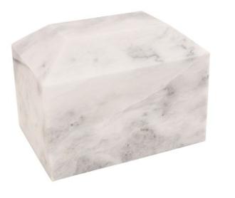 Alpha Ingot Soft White Gen. Marble