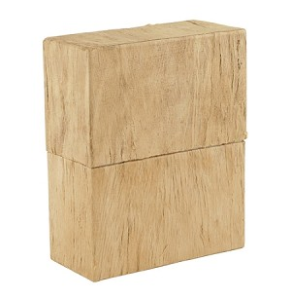 Simplicity Woodgrain Biodegradable