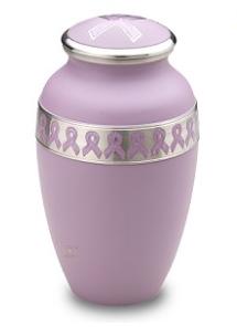 Awareness Pink Urn