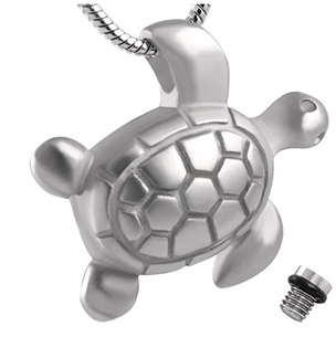 Turtle Pendant Necklaces