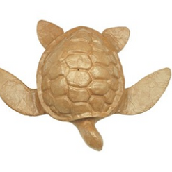Paper Turtle Biodegradable Urn