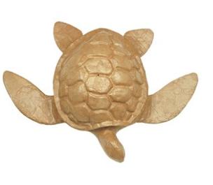 Paper Turtle Biodegradable Urn