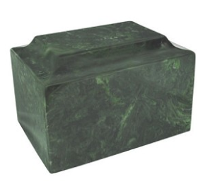Verde Classic Cultured Marble Urn