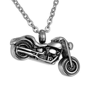 Vintage Motorcycle Biker Pendant