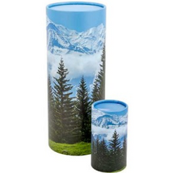 Mountain View Scattering Tube