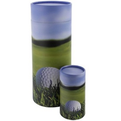 Golf Scattering Tube