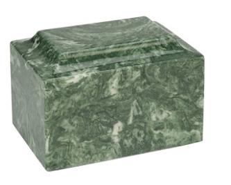 Emerald Classic Cultured Marble Urn