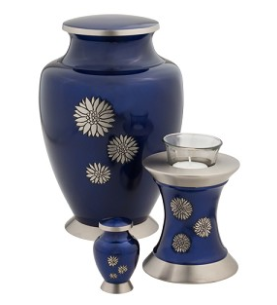 Flowers of Peace Urn