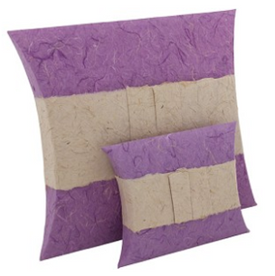 Journey Biodegradable Urn - Purple