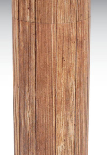Timber Scattering Tube