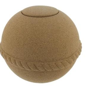 Sand Globe Biodegradable Urn