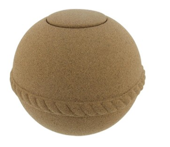 Sand Globe Biodegradable Urn