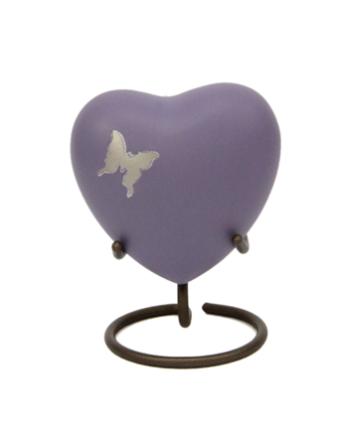 Aria Butterfly Heart Keepsake