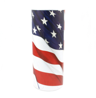 Old Glory Scattering Tube