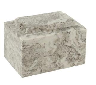 Cashmere Gray Classic Cultured Marbl