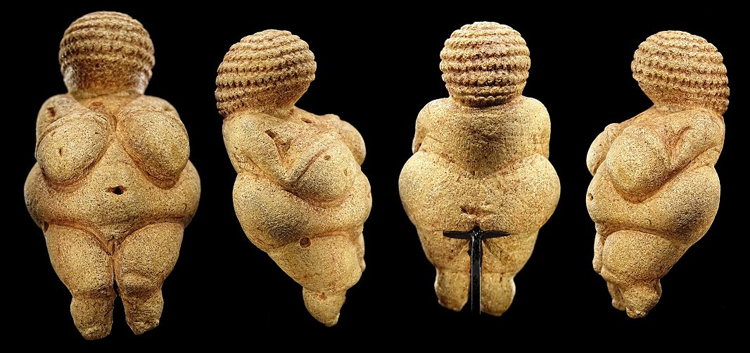 F7 Venus of Willendorf By Bjørn Christian Tørrissen
