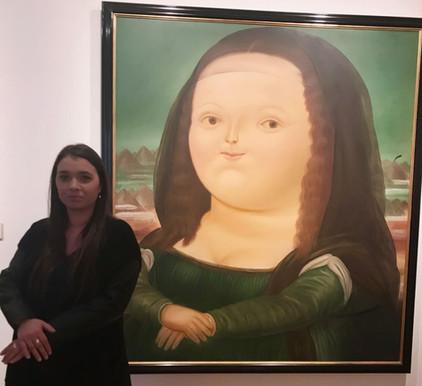 María Paula Abelenda. Museo de antioquia